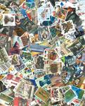 Grande-Bretagne - Paquet de timbres - 500 timbres commémoratifs différents