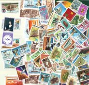 Madagascar IV - 101 timbres + 13 blocs