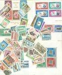 Col. françaises - Laos - 96 timbres + 6 blocs - Neufs