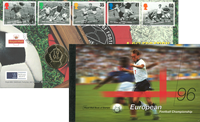 Great-Britain - Football - Numiscover and prestige booklet