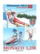 Monaco - Jeux Olympiques pour la jeunesse - Timbre neuf