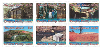 Norfolk Island - Phillip Islands diversity - Mint set 6v