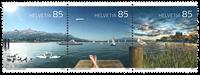 Suisse - Lac de Constance - Série neuve 3v
