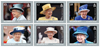 Aurigny - Reine Elizabeth 90 ans - Série neuve 6v