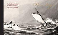 Guernesey - Victor Hugo / Travailleurs de la mer - Carnet de prestige neuf