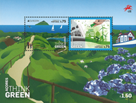Azorerne - Europa 2016 - Postfrisk miniark