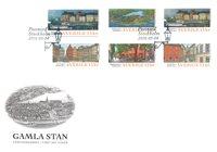 Suède - L'Ancienne ville de Stockholm - Env.premier jour