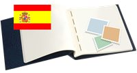 混合装邮票盒 B 西班牙