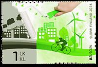 Finland - Europa 2016 - Postfrisk frimærke