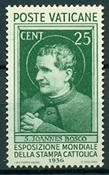 Vatikanstaten - 1936