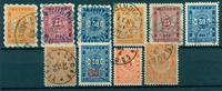 Bulgaria - Postage - 1884-1904