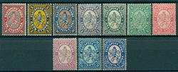 Bulgarien - 1881-85