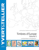Yvert & Tellier catalogue - Europe 2016 S-Y