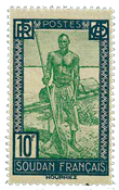 Sudan - YT 87 postfrisk
