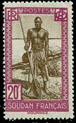 Sudan - YT 88 postfrisk