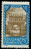 Soudan - YT 75 neuf