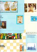 Aérogrammes - 4 pcs