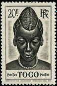 Togo - YT 207 postfrisk