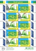 Holland - Europa 2016 - Postfrisk ark