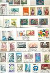 Liechtenstein, Frankrig mm. - 100 førstedagskuverter, postkort mm.