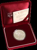 Korea.VM 2002 sølvmønt. Daejeon stadion