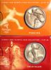 OL 2000 Bronzemønt-kollektion Triathlon/fægtning