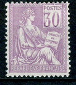 Frankrig - YT 115 - Postfrisk