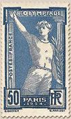 Frankrig - YT 186 - Postfrisk