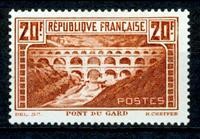 Frankrig - YT 262 postfrisk