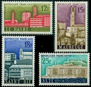 Villes YT1152-1155