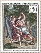Frankrig - Kunstværker YT1376