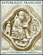 Frankrig - YT 1586 utakket