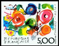 Frankrig - YT 2557 utakket