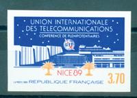 Frankrig - YT 2589 utakket
