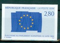 France - Non-dentelé YT 2860 - Non-dentelé