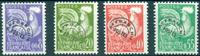 France-YT préoblitérés 119-122