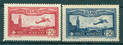 France - YT PA5-6 neuf