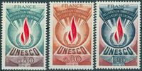 France - YT 43-45 - Neuf