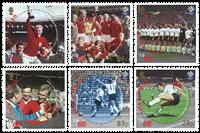 Île de Man - Coupe du Monde de football 2006 - Série neuve 6v