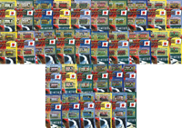 Liberia - FIFA World Cup in Korea 2002 - 32 sheets