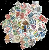 Danemark - 700 timbres