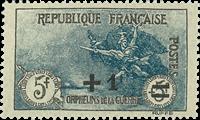 Frankrig - YT 169 - Postfrisk
