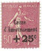 France - YT 254 - Neuf