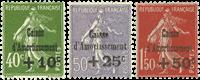 France - YT 275-77 neuf