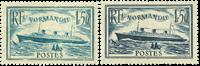Frankrig - YT 299-300 - Postfrisk