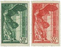 France - YT 354-55 neuf