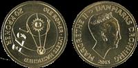 Videnskabsmønt Ole Rømer 20 kr