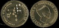 Videnskabsmønt Tycho Brahe 20 kr