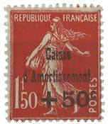 France - YT 277 - Neuf