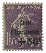Frankrig - YT 268 - Postfrisk